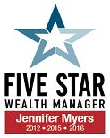 Five Star Professional Wealth Manager 2016 – Washington, DC Metro Area