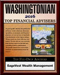 Washingtonian's Top Money Advisor 2016