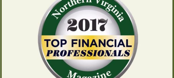 Top Financial Professional in Northern Virginia