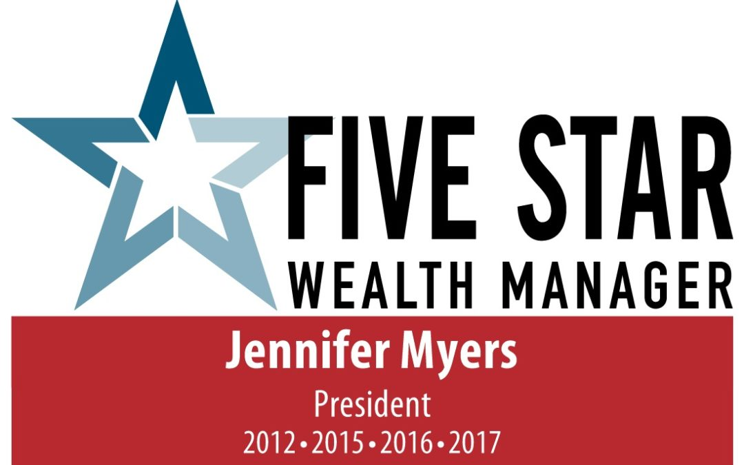 Top Wealth Manager Award For SageVest's Jennifer Myers