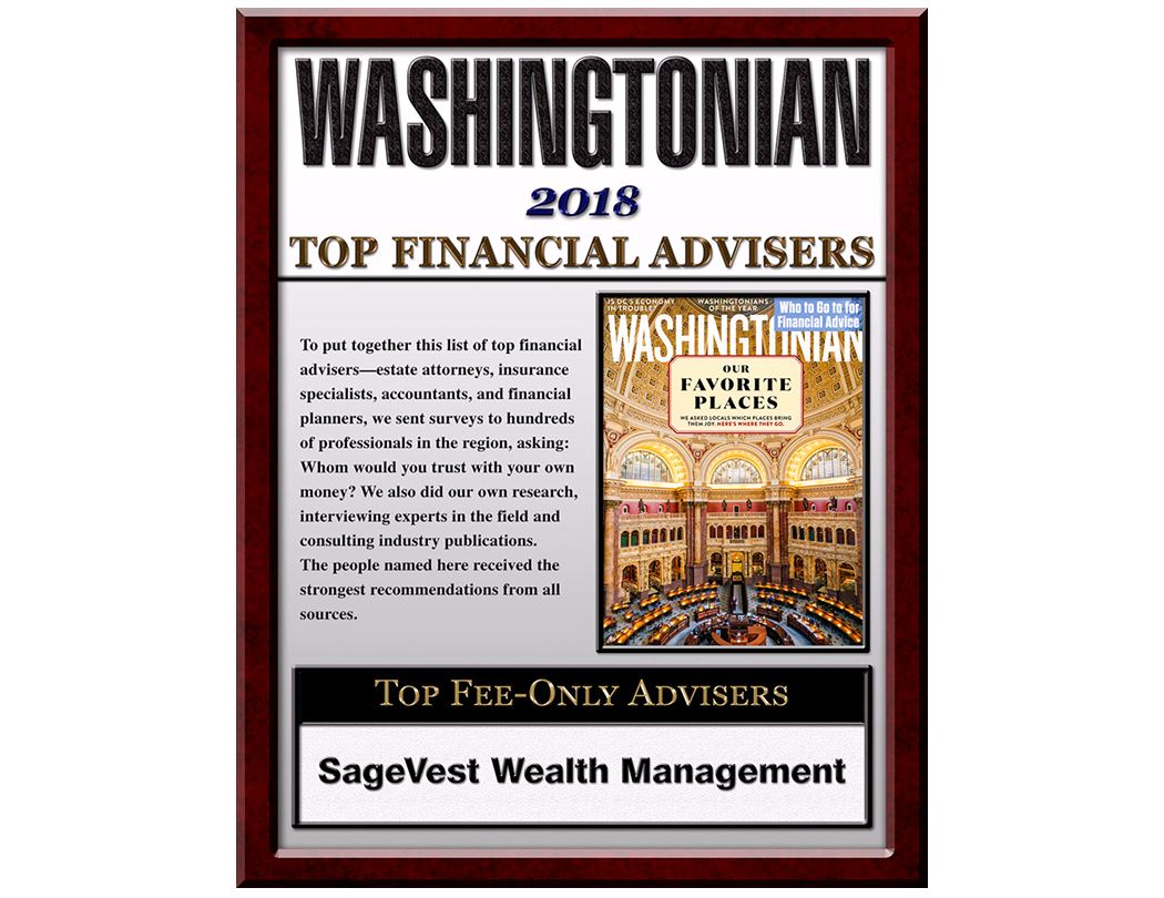 Washingtonian Top FeeOnly Financial Planner In The DC Area – Best Financial Planning Sites