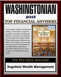 Washingtonian's Top Money Advisor 2018