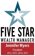 Five Star Professional Wealth Manager 2017 – Washington, DC Metro Area