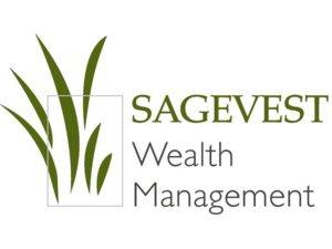 SageVest Wealth Management logo - 10 years as a fee only financial advisor