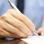 Signing estate planning documents is an essential part of legacy planning for retirement