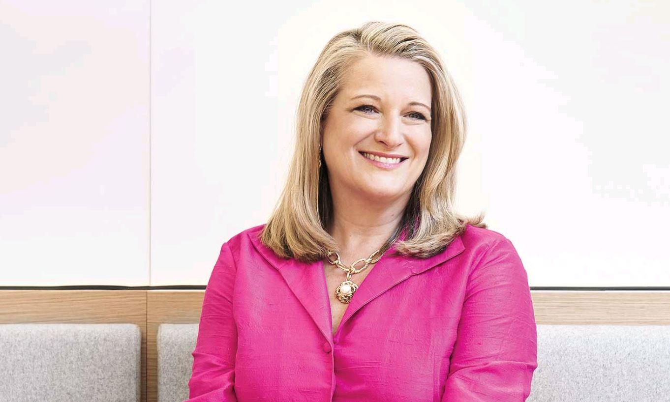 Jennifer Myers as shown in Kiplinger April 2019