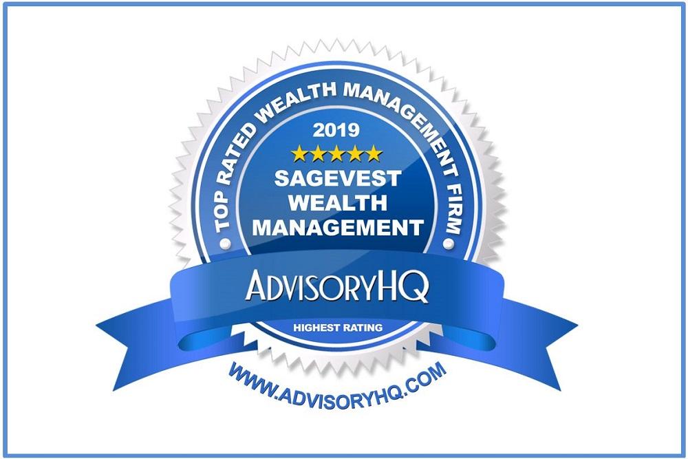 Best Financial Advisor Award – SageVest Wealth Management