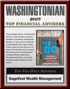 Washingtonian Award 2019