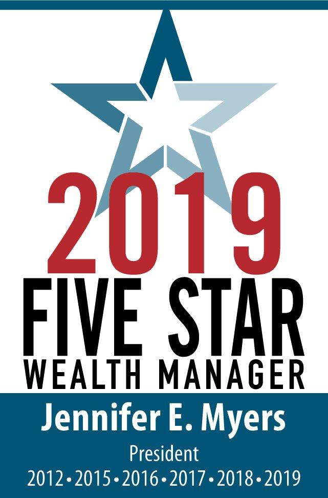 Five Star Award 2019