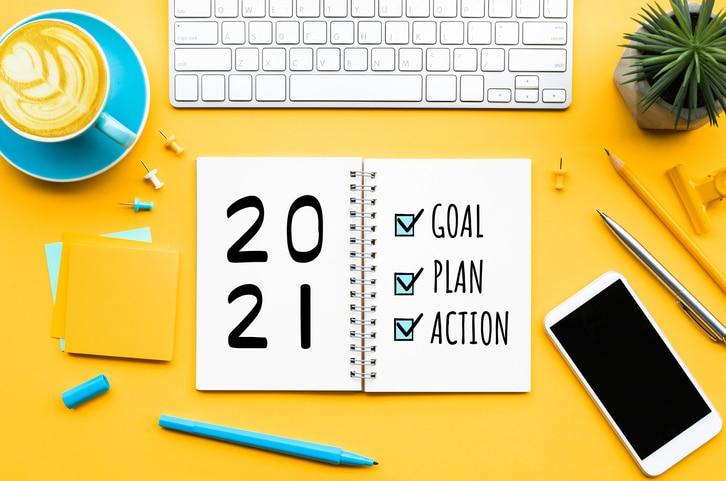 2021 Financial Resolutions