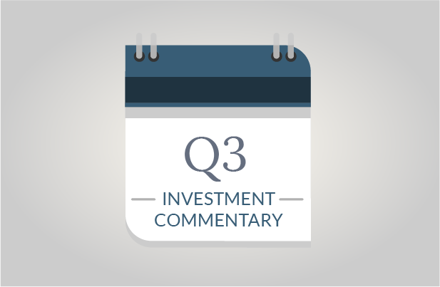 SageVest Wealth Management Q3 Investment Commentary graphic