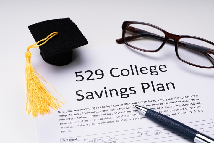 Virginia529's New College Tuition Track Portfolio