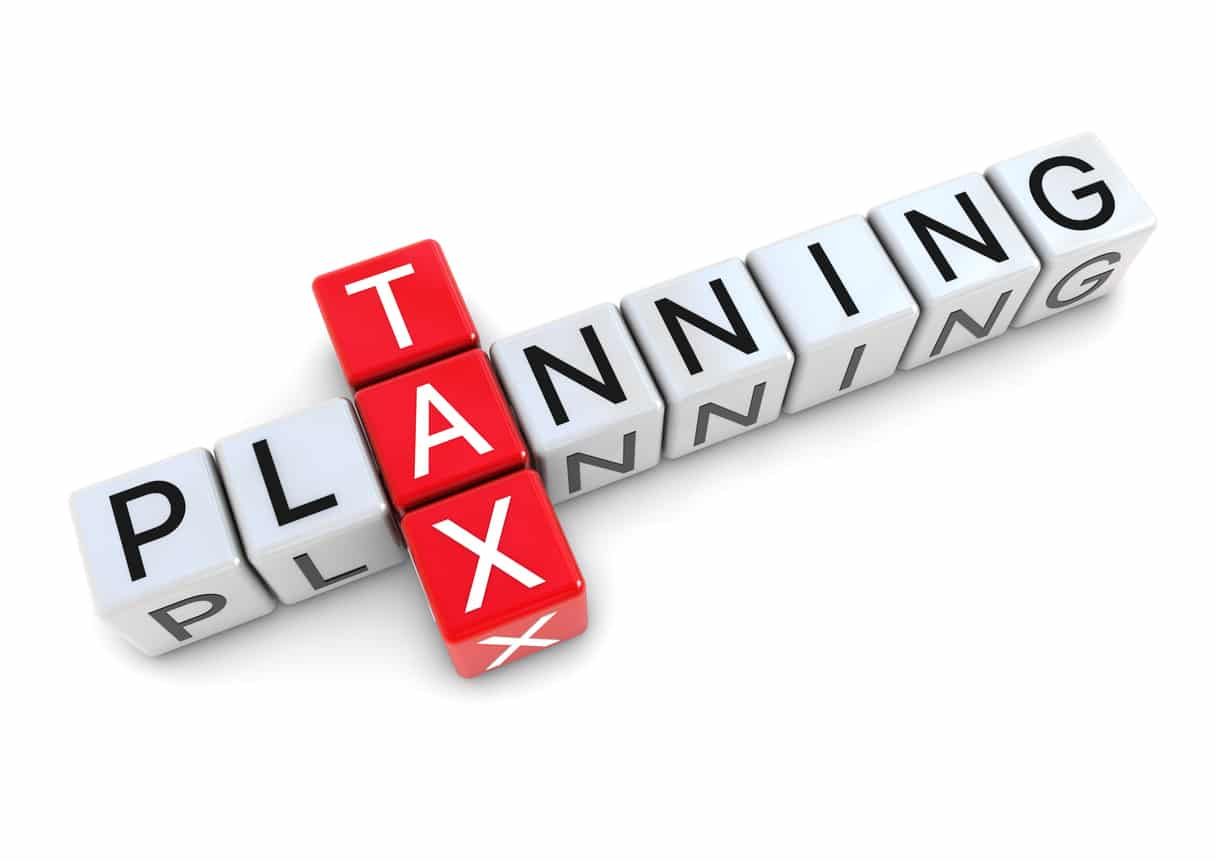 Proactive Tax Planning Relative to Potential Tax Changes